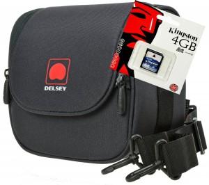 Delsey Fototasche TOPPIX 240